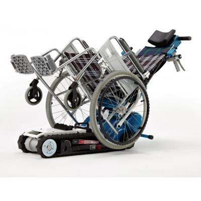 元倫 AIDBASE HKSC-970B 履帶式載人或載輪椅上落樓梯機