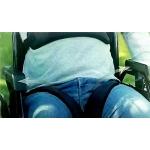 Yasco 輪椅腿部約束帶