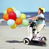 邦邦站立式電動輪椅(兒童版) BBR-HKPD-01