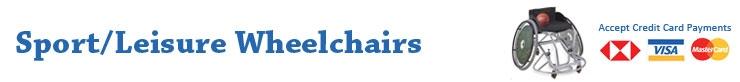 Sport/Leisure Wheelchairs
