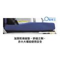 加厚防滑座墊,舒適之餘,亦大大增加使用安全