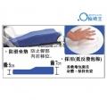防滑座墊:防止臀部向前移位,採用抵反發泡棉,柔軟地包裹住身體,保持坐姿