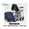 簡單拆疊收納,座背墊﹑腳踏可簡單拆卸