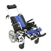 MIKI LX-1 高背輪椅 特窄外寬(17.5吋)