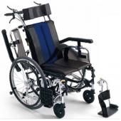 MIKI LX-2 高背輪椅