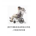 靠背可調較角度由90度至125度,方便使用者休息