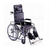 雅健 KY401 高背輪椅