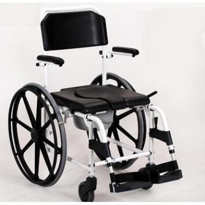 Merits BR700  沖涼/坐便 兩用 防水輪椅