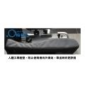 人體工學座墊,防止使用者向外滑走,乘坐時更舒適