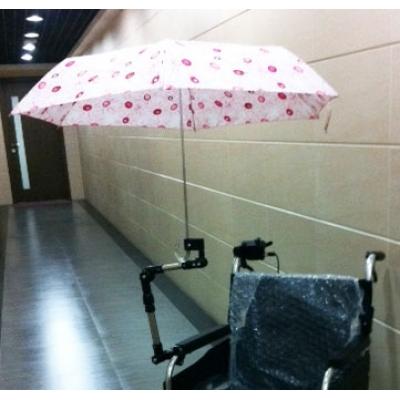 輪椅摺疊傘架